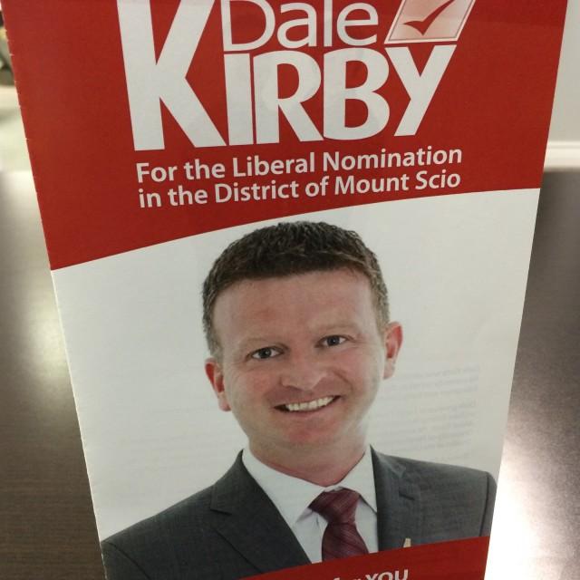 Dale Kirby brochure