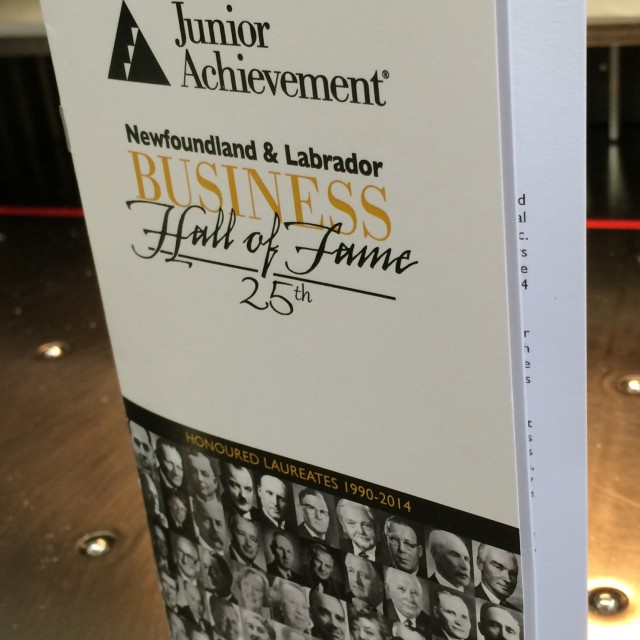 JA Hall of Fame Gala Booklet
