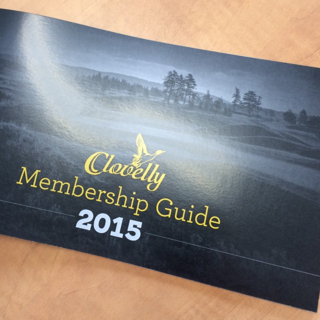 clovelly membership guide